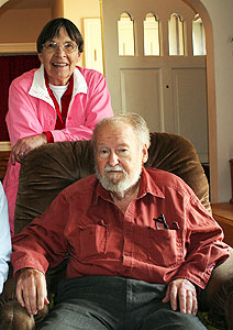 Dr. James E. Conkin and Barbara M. Conkin